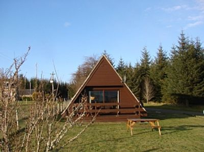 High Quality Scottish Highland Lodge in Glenlivet perfectly located and equipped