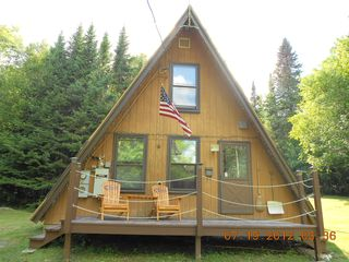 A Perfect Summers Day @ the A-Frame - Pittsburg house vacation rental photo