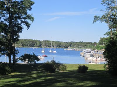 Water View of Dering Harbor