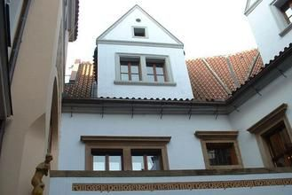 90m2 apartment as you come into Prague Old Town.