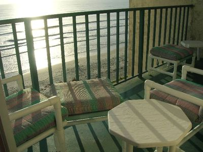 New Smyrna Beach condo rental - Catch the Morning Sunrise