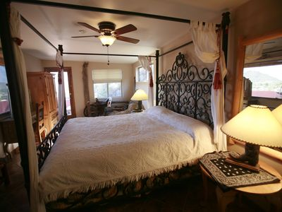 Master Bedroom of The Ranchero