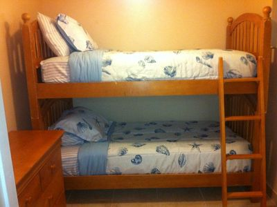 First Floor Twin Size Bunk Beds