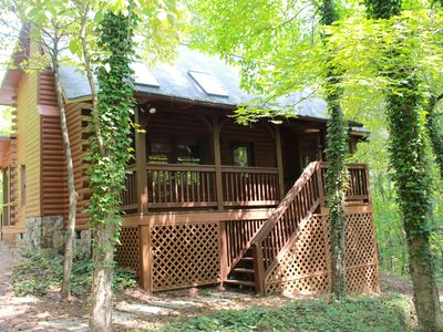 Beautifully Furnished Cabin In Pine Mountain Near Callaway Gardens And F.D.R.