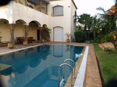 Bd villa with panoramic pool