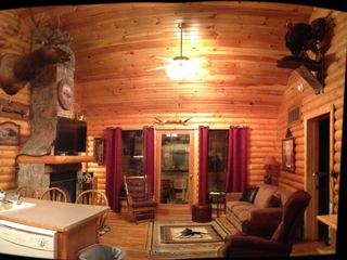 Branson cabin rental - What a beautiful place to spend some time!