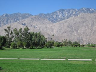 Palm Springs condo photo - Breathtaking western views of Mt San Jacinto