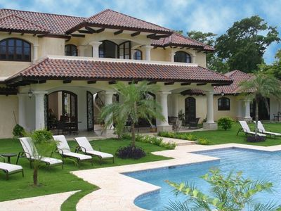 Sophisticated Villa in the most Exclusive Resort, just steps to the beach