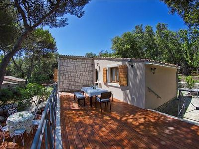 Accommodation near the beach, 100 square meters, Vinkuran, Croatia
