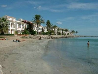 La Manga Strip apartment rental - Mediterranean beach next to Aldeas de Taray Club