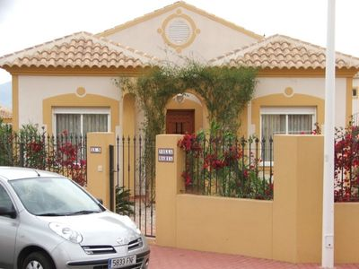 Mazarron villa rental - Villa Maria: Peaceful & Charming