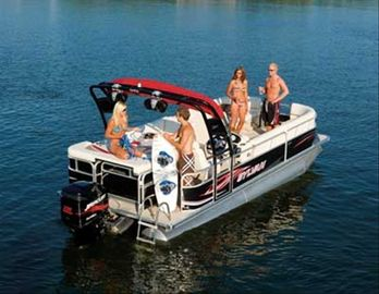 This is our boat you can rent