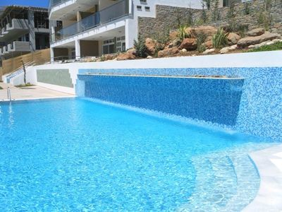 Makrygialos apartment rental - Swimming pool