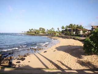 Poipu condo photo - Lawai Beach is only 200 ft from the condo