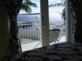 Key Largo house photo - View from Master Bedroom