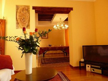 Santa Croce apartment rental - Entrance/sitting room