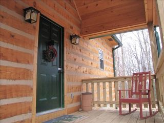 French Lick cabin photo - Welcome to Sunrise Cove Cabin
