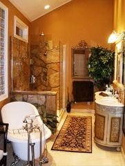 Hendersonville estate photo - CLOUD 9- Private Owners Suite Bathroom