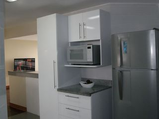 Miraflores condo photo - Kitchen is Beautifully Remodeled with Granite and Stainless Steel