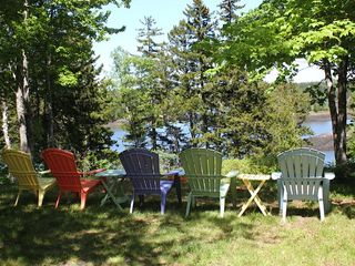 Lubec cottage photo - Relax and enjoy this piece of Maine!