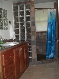Casa Ladera guest bathroom