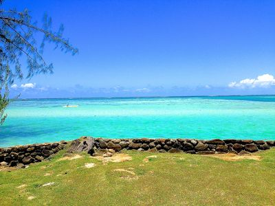 image for In the prettiest part of Moorea