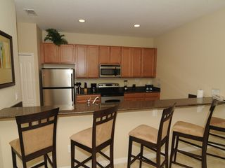 Paradise Palms townhome photo - Kitchen and Bar