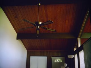 Tobyhanna house photo - Loft fan