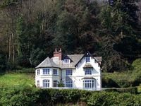 Victorian Exmoor hunting lodge sleeping up to 28 in style