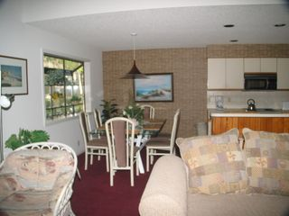 Sunset Beach townhome photo - Dining Area