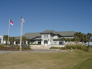 Bald Head Island house photo - You can choose to be a guest member of the Bald Head Island Club