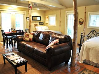 New Braunfels estate photo - Cottage Interior-Living Area