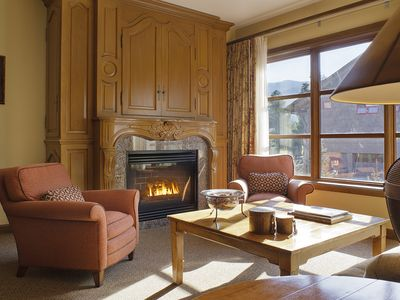 Teton Village hotel rental - Sitting Area