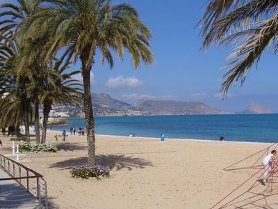 Altea apartment rental - Altea Beach