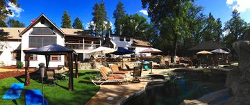 Lake of the Pines estate rental - Just another day at the Redmond Reserve. No Worries.. Be Happy..