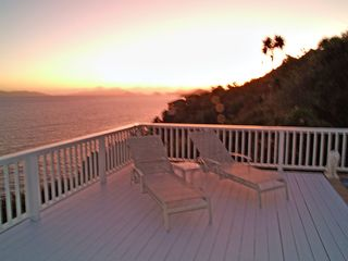 Northside villa photo - Sunrise on the Deck