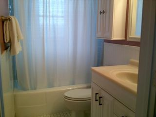 Bathroom #2 with tub/shower - Siesta Key house vacation rental photo