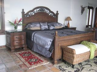 Beautiful master suite with king sized bed, wake up to OCEAN! - Puerto Vallarta house vacation rental photo