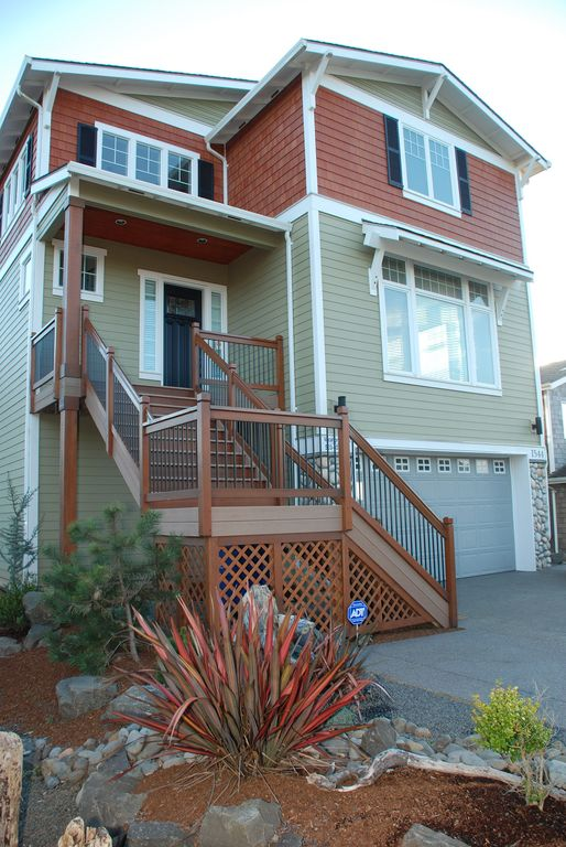Lincoln City house rental - 'Drift Away'
