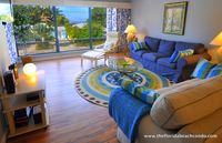 Ditch the Crowds – Quiet Gulf-View Condo!