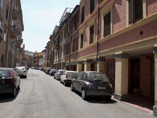 Bologna apartment photo - We are located in the very heart of the historical center, a quiet street.