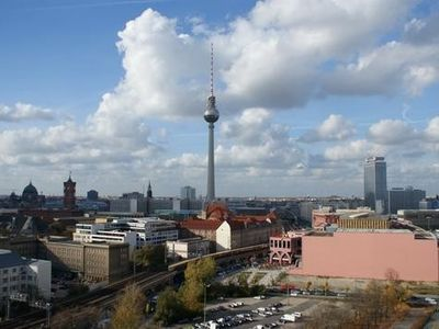 Top location near Alexanderplatz - great subway connections