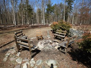 Tannersville house photo - Outdoor Firepit
