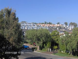 Dana Point condo photo - From the Balcony of the Unit