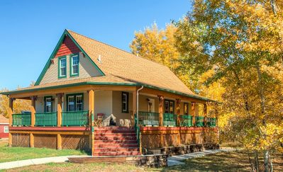 Inviting 6BR Red Lodge House W/Awesome Mtn Views!