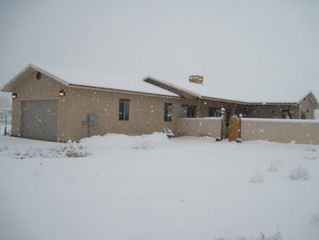 Bluff house photo - Rare winter snowstorm in Bluff