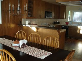 Lake Arrowhead house photo - Large Kitchen - Dining for 12, fully equipped
