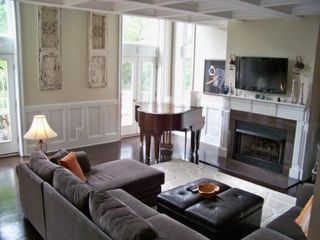 Seabrook Island house photo - Living Room