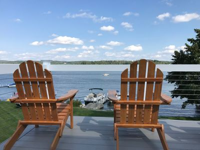 Ridge House--Waterfront Home With Private Dock On Pontoosuc Lake