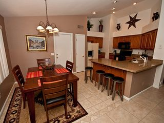 Kitchen & Dining area - Phoenix house vacation rental photo